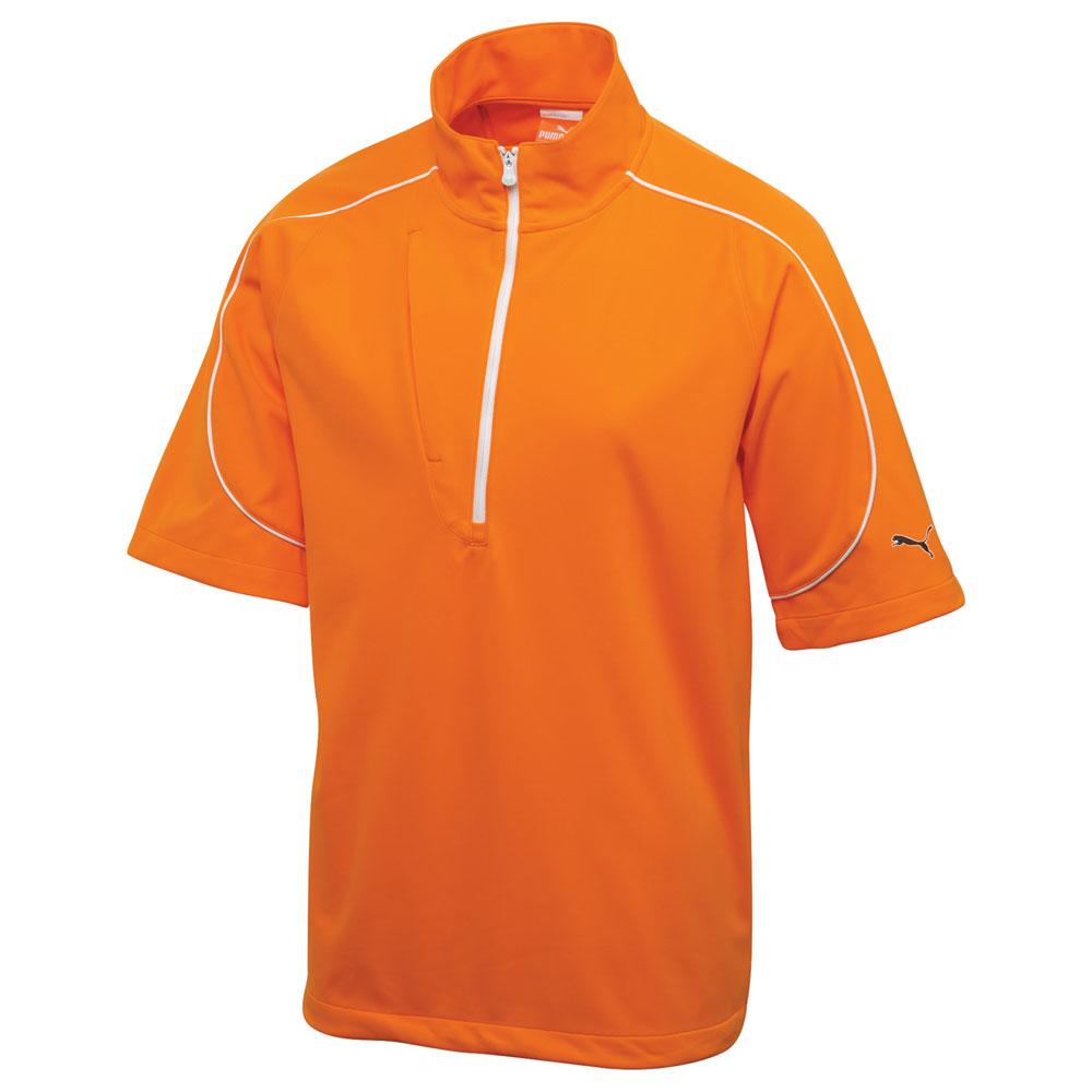 PUMA PA12401 - Men's Golf SS Knit Wind jacket