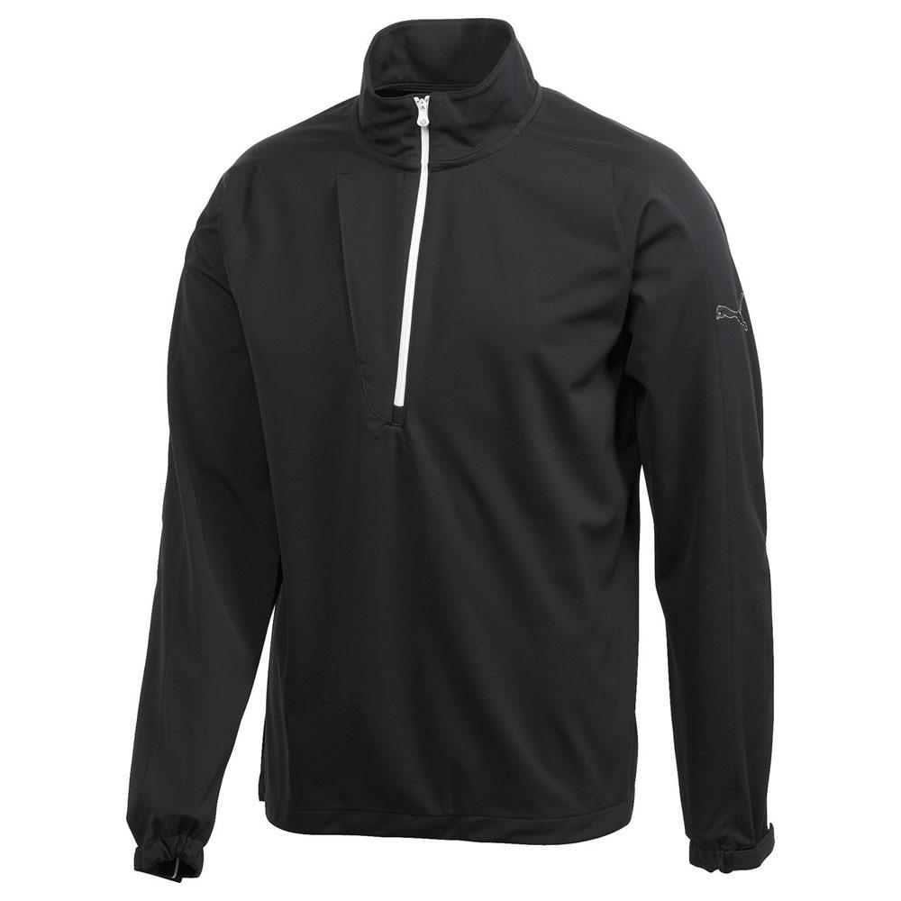 PUMA PA12402 - Men's Golf Long Sleeve Knit Jacket