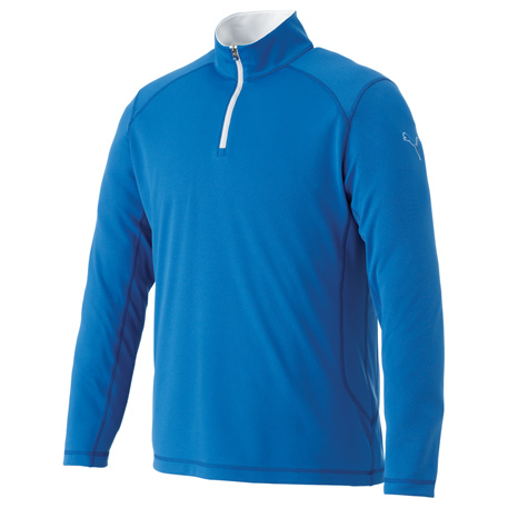 Puma PA17903 - Men's Golf Tech Qtr Zip Top