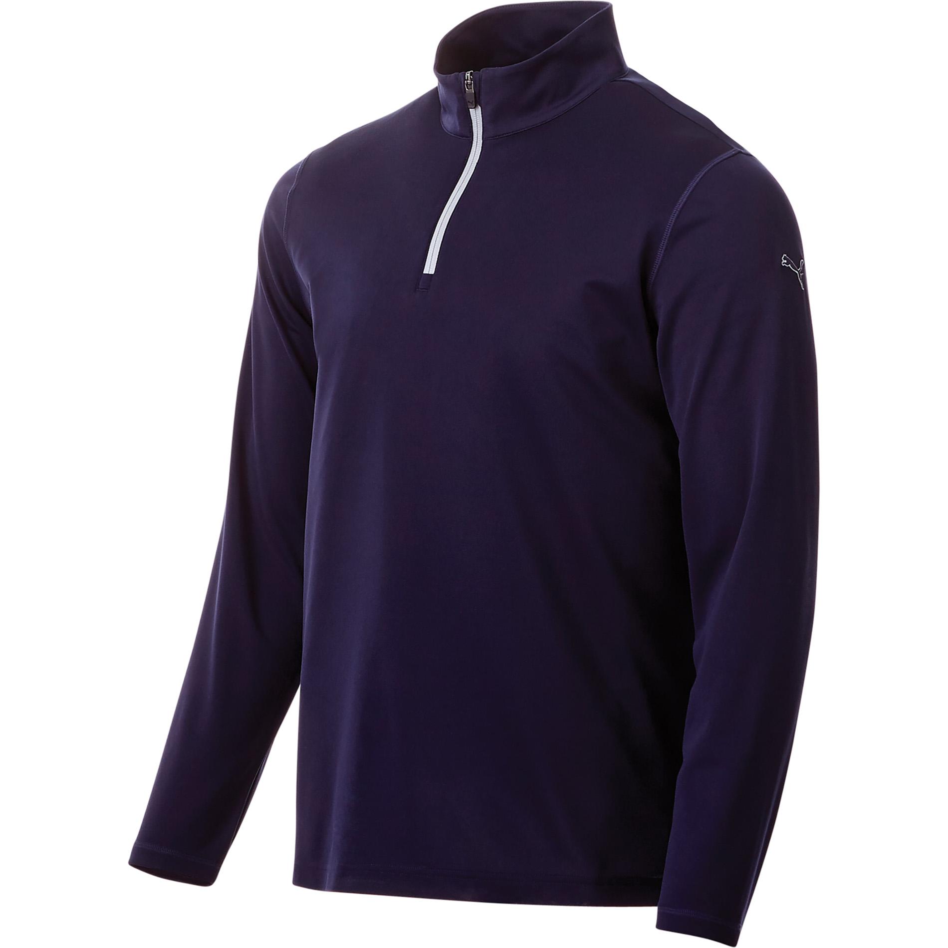 PUMA PA17904 - Men's ESS Golf Quarter Zip 2.0