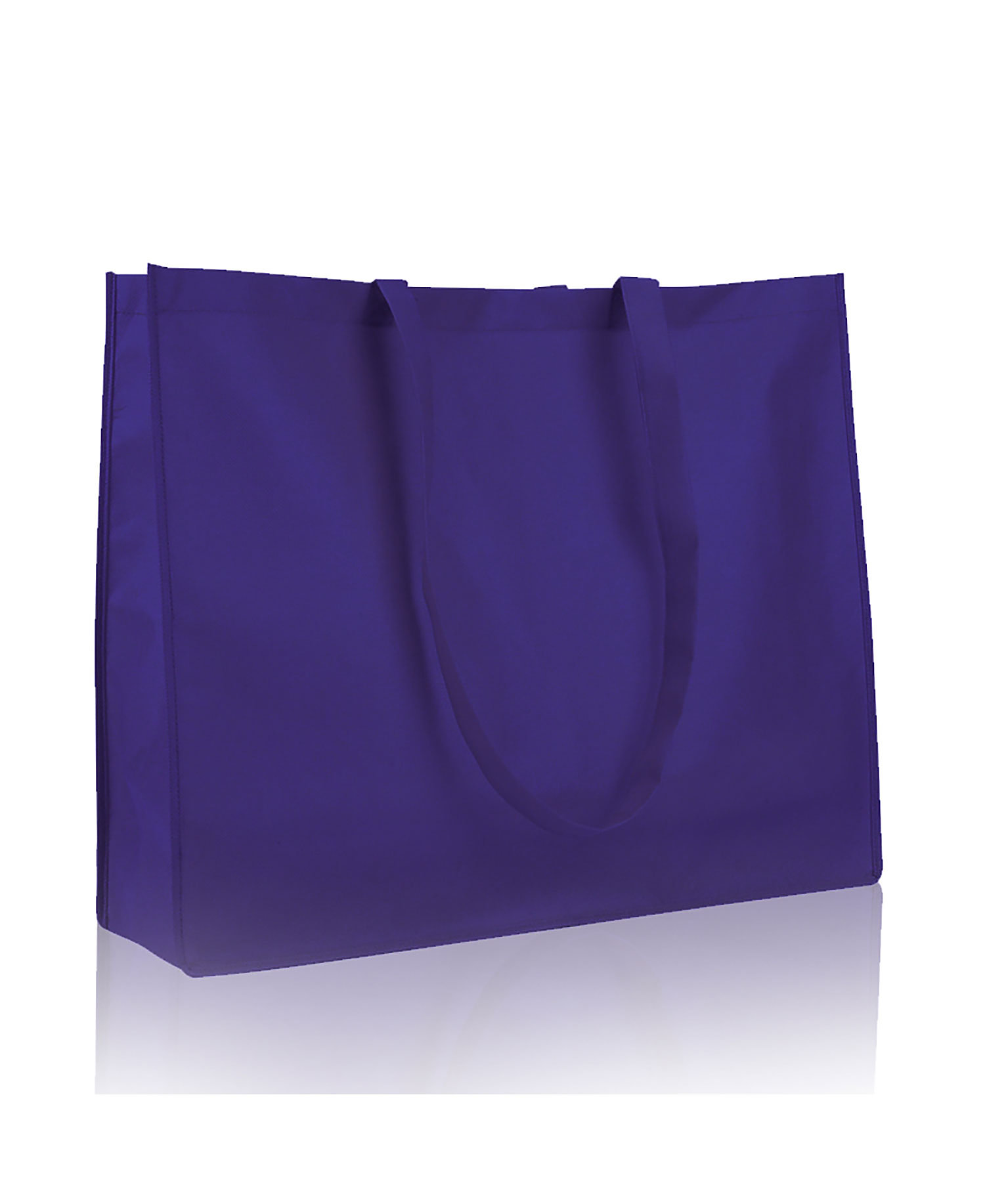 Q-Tees Q126600 - Large Non Woven Tote Bag