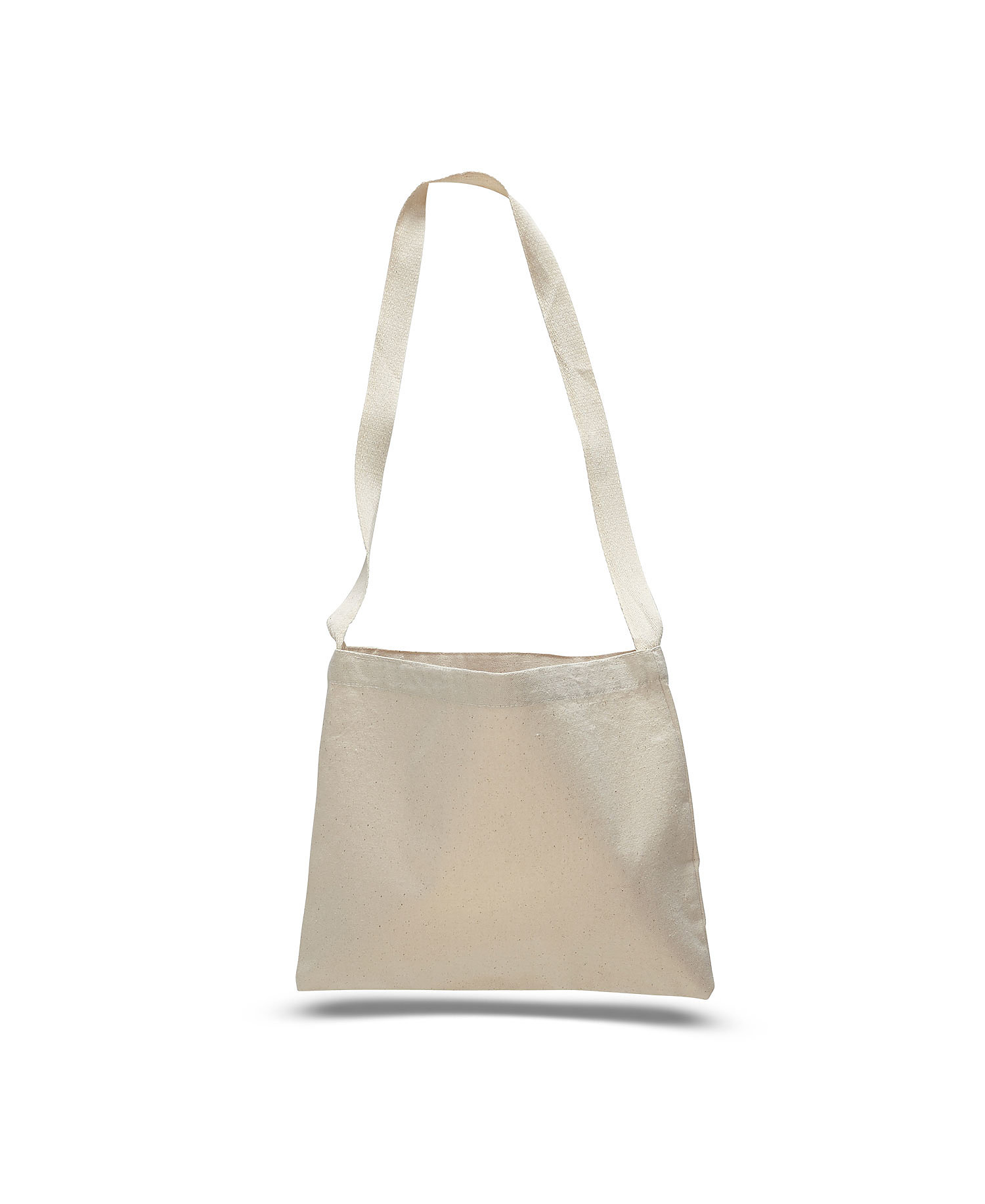 Q-Tees Q126100 - Small Messenger Bag
