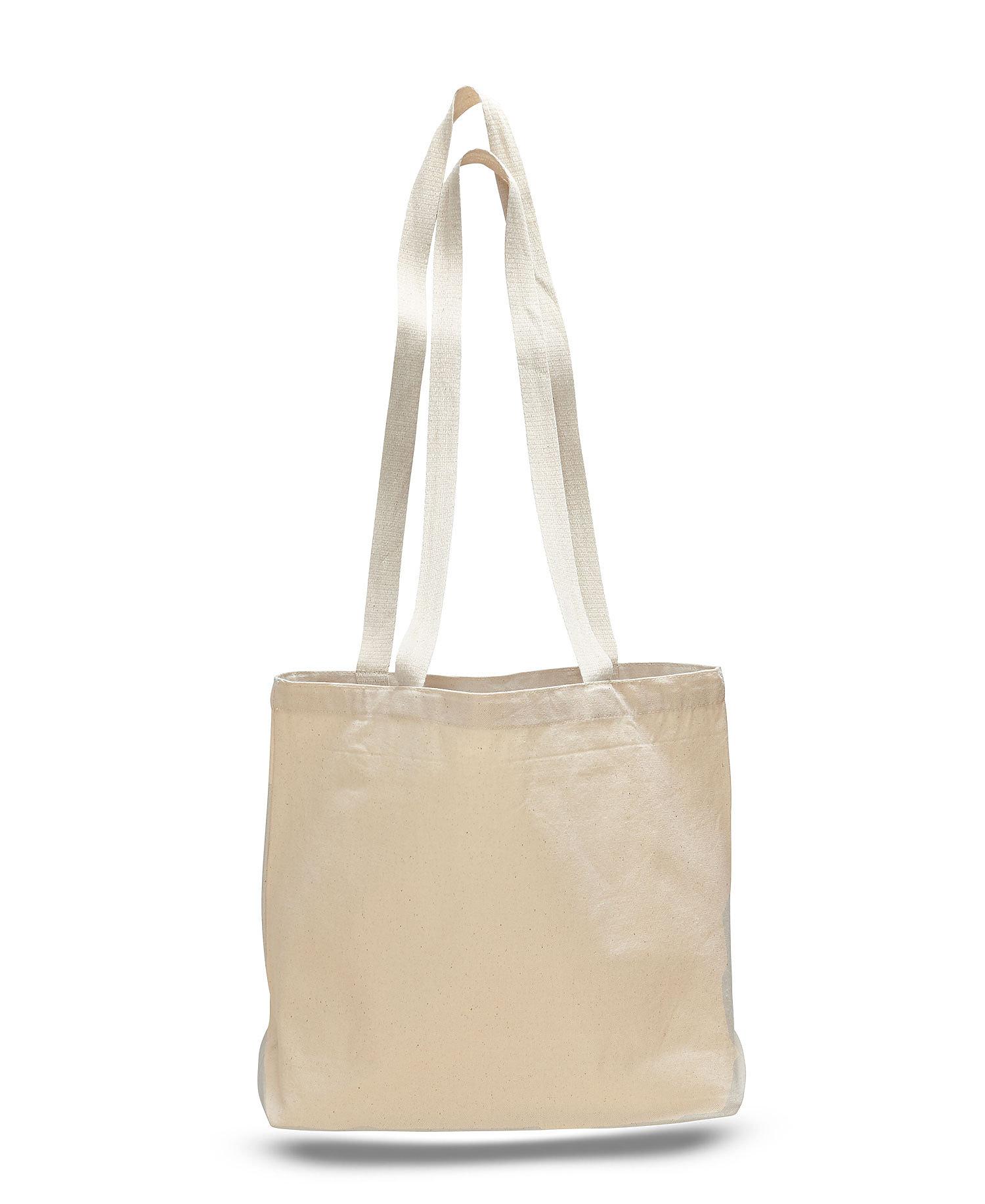 Q-Tees Q126200 - Large Messenger Bag