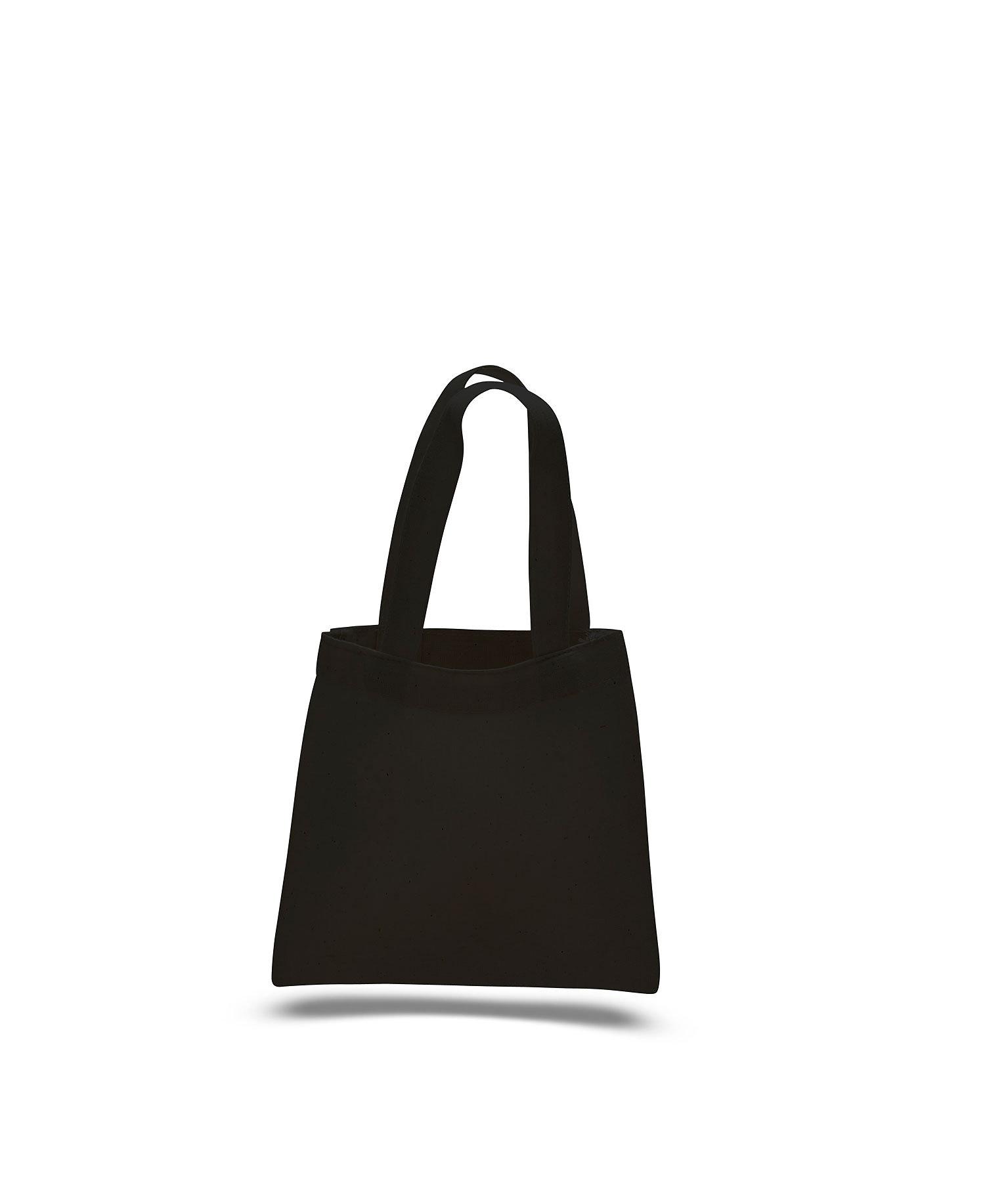 Q-Tees QTBM - Mini Tote Bag