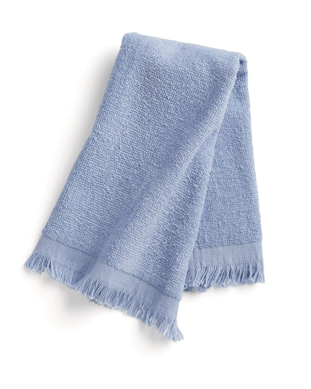 Q-Tees T100 - Fringed Fingertip Towel