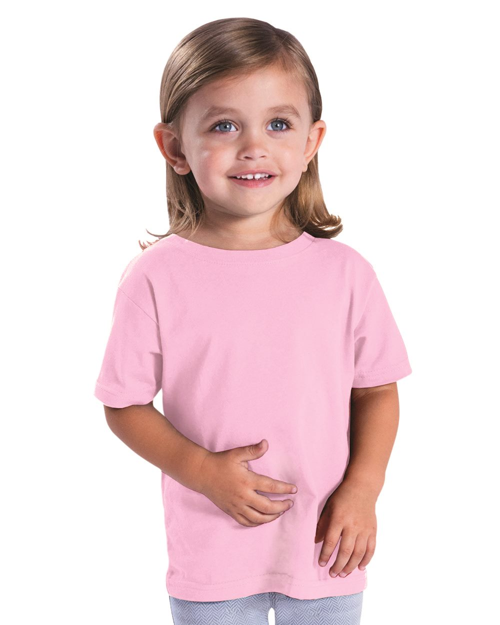 Rabbit Skins 3080 - The Classic Collection Toddler Short Sleeve Tee