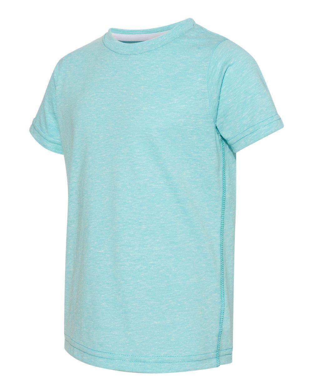 Rabbit Skins 3391 - Toddler Harborside Melange T-Shirt