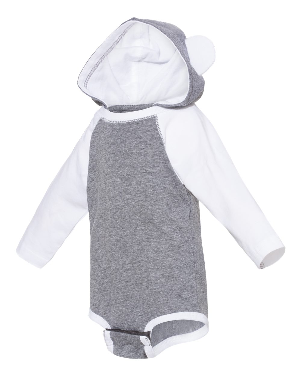 Rabbit Skins 4418 - Fine Jersey Infant Character Hooded ...