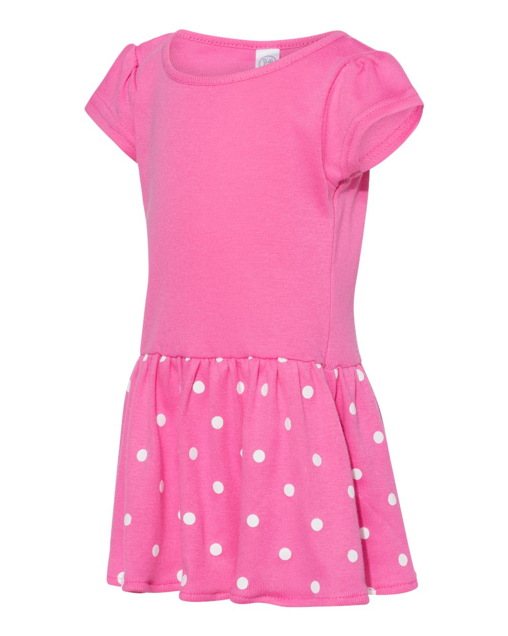 Rabbit Skins 5320 - Infant Baby Rib Dress