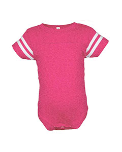 Rabbit Skins Drop Ship 4437 - Infant Fine Jersey Football ...