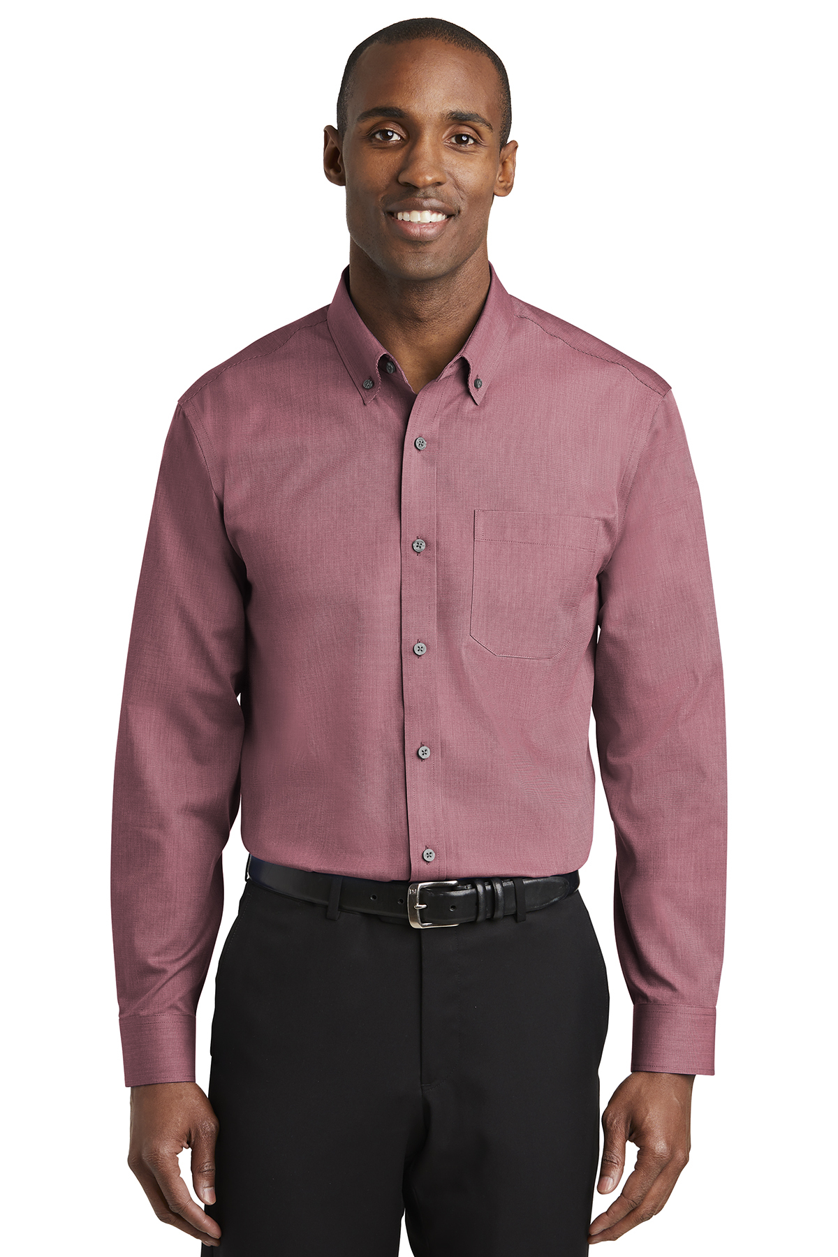 Red House RH370 - Men's Nailhead Non-Iron Shirt