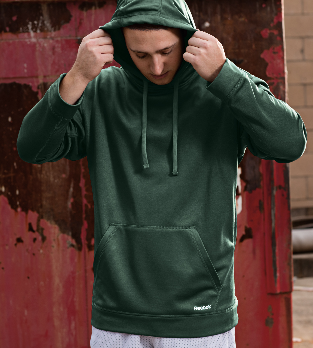 Reebok 7436 - Men's Champion Pullover Tech Fleece