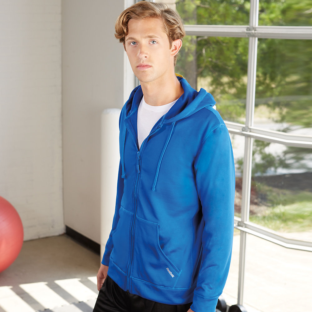 Reebok 7411R - Men's Trophy Full-Zip Tech Fleece