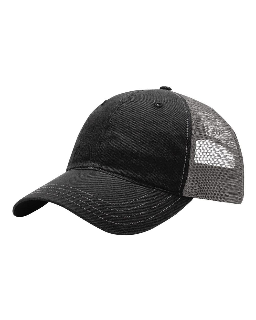 Richardson 112P - Patterned Snapback Trucker Cap  6.00 - Headwear 87f2c0f943d