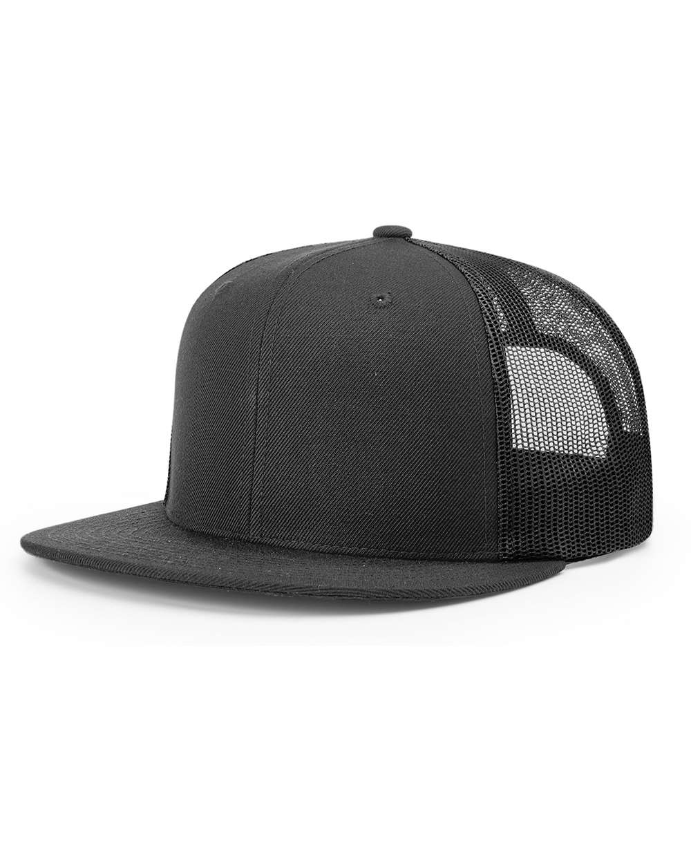 Richardson 511 - Wool Blend Flat Bill Trucker
