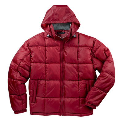 River's End 3384 Men's Quilted Full-Zip Jacket