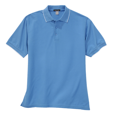 River's End 3603 Men's Easy-Care Tipped Short Sleeve ...