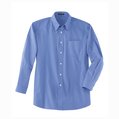 River's End 550 Men's Solid Poplin Long Sleeve Shirt