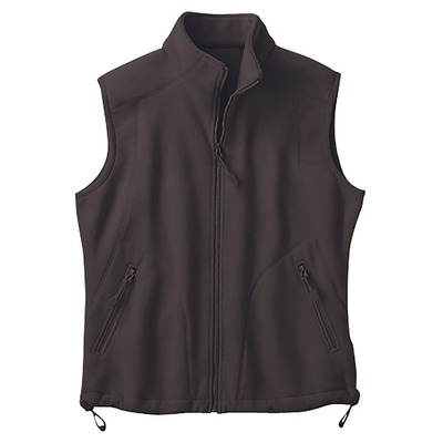 River's End 8297 Ladies' Microfleece Full-Zip Vest