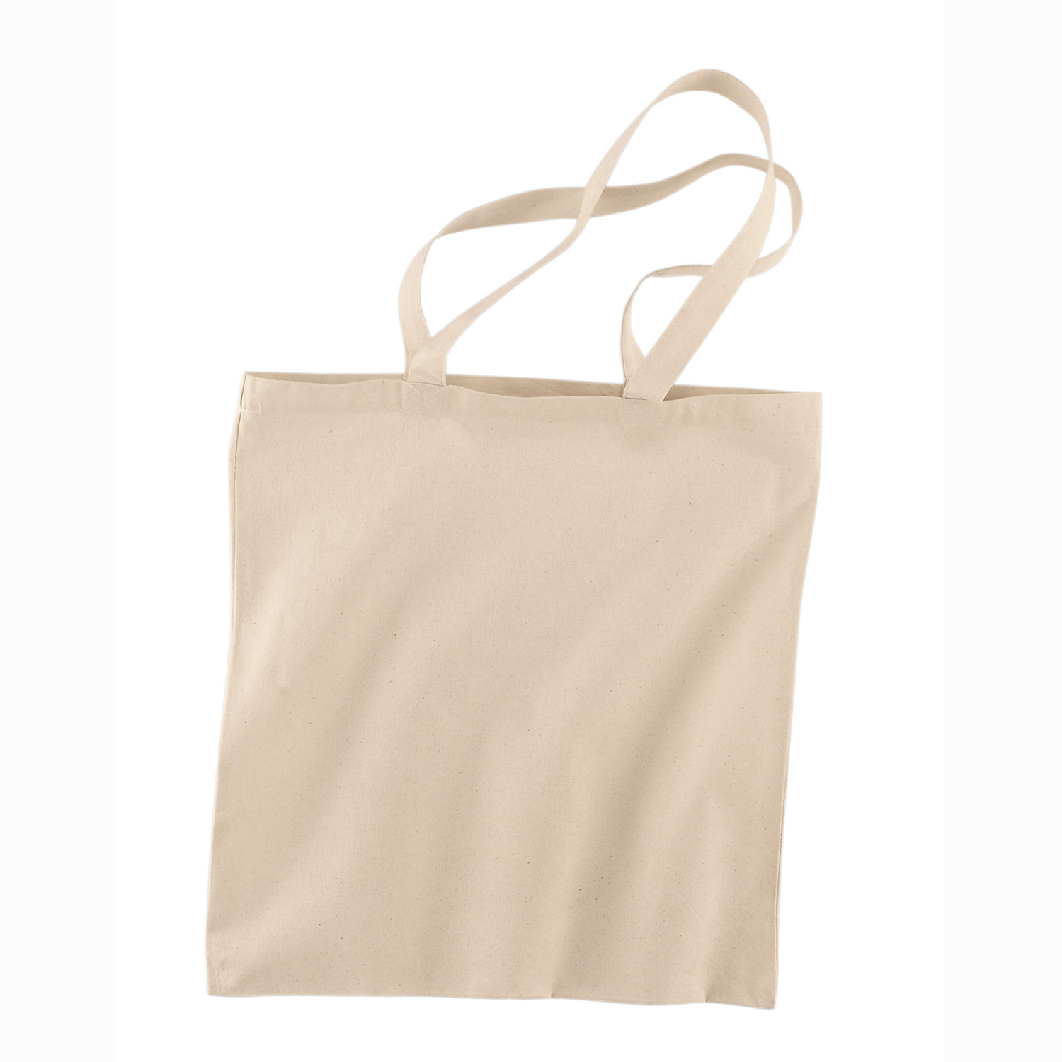 River's End 8860 - Flat Canvas Tote Bag