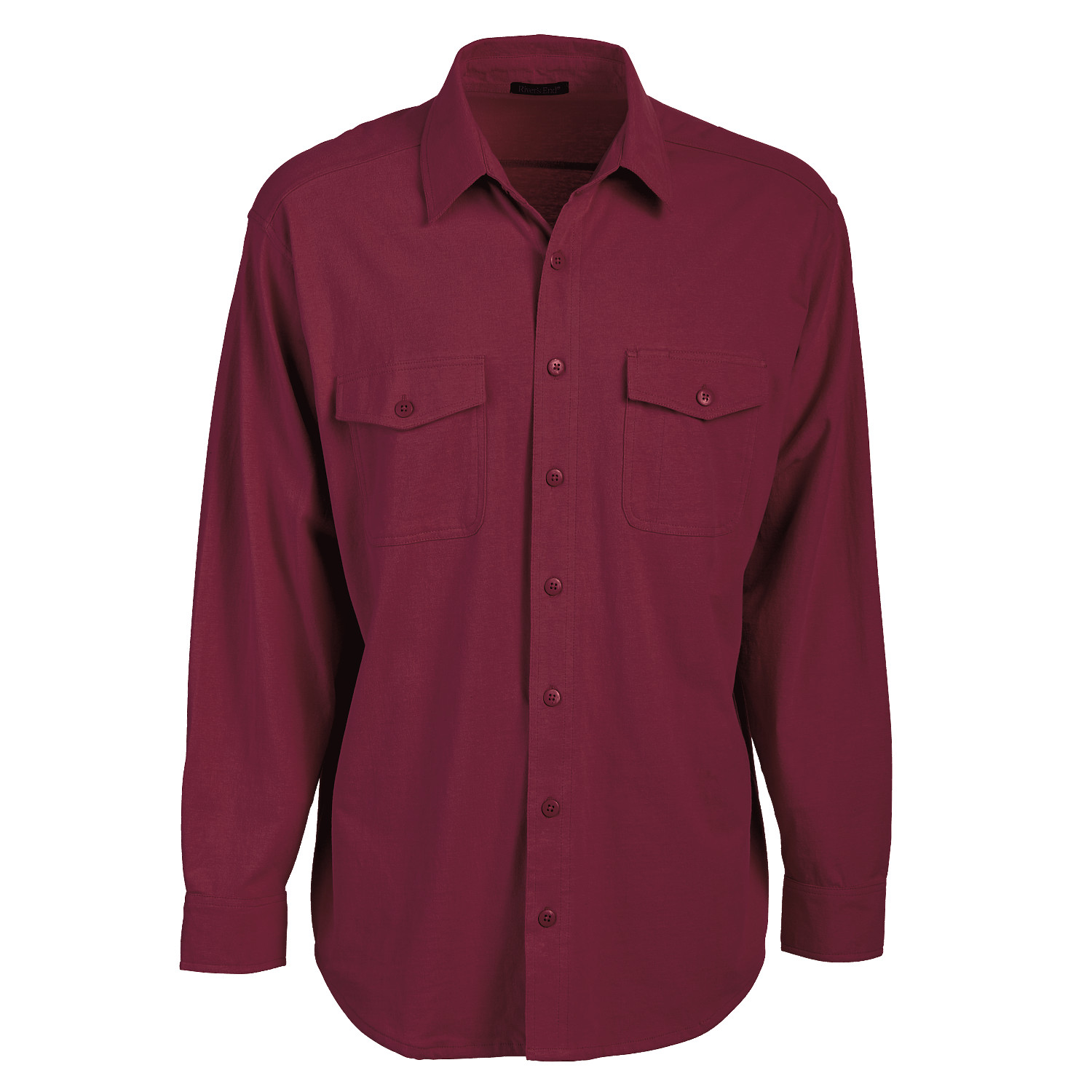 River's End 4040 - Men's 'Chamois' Long Sleeve Shirt