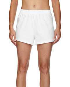 Robinson Apparel 1425 - Juniors' Jersey-Knit Cheer Short