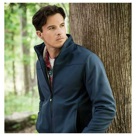Roots73 TM19408 - Men's Oaklake Softshell Jacket
