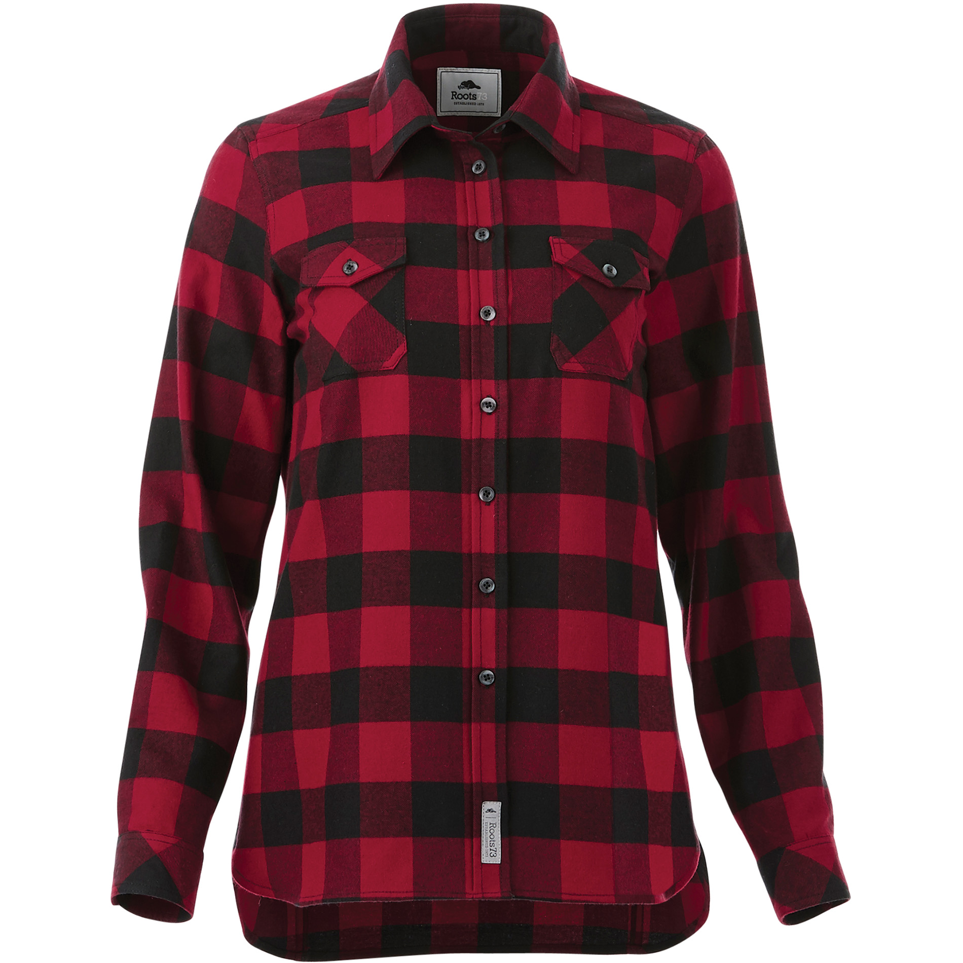 Roots73 TM97603 - W-SPRUCELAKE Roots73 Long Sleeve Shirt