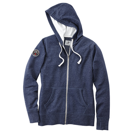 Roots73 TM98702 - Sandylake Full Zip Hoody