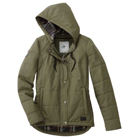 Roots73 TM99409 - Women's Gravenhurst Jacket