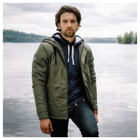 Roots73 TM19409 - Gravenhurst Jacket