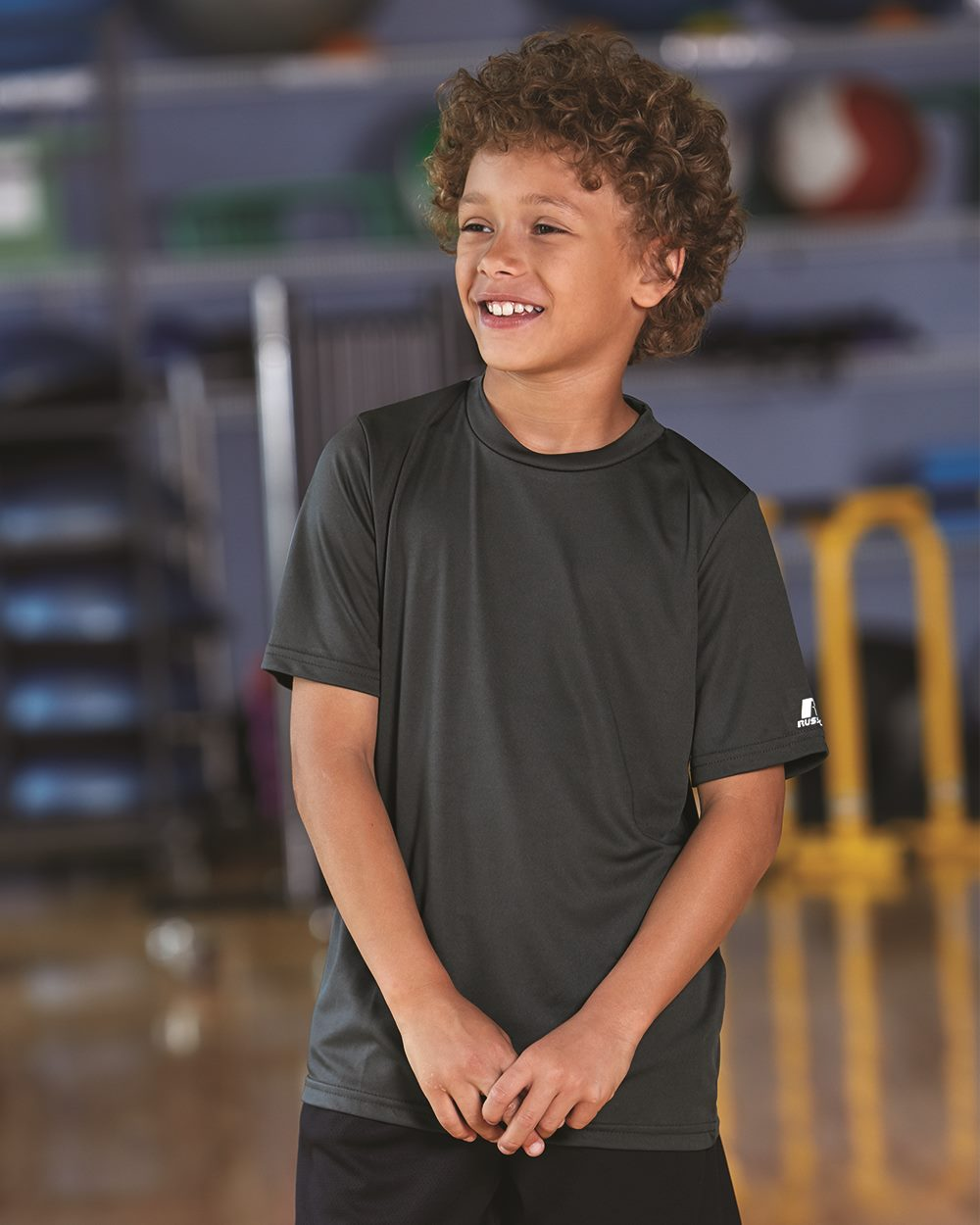 Russell Athletic 629X2B - Youth Core Short Sleeve Performance ...