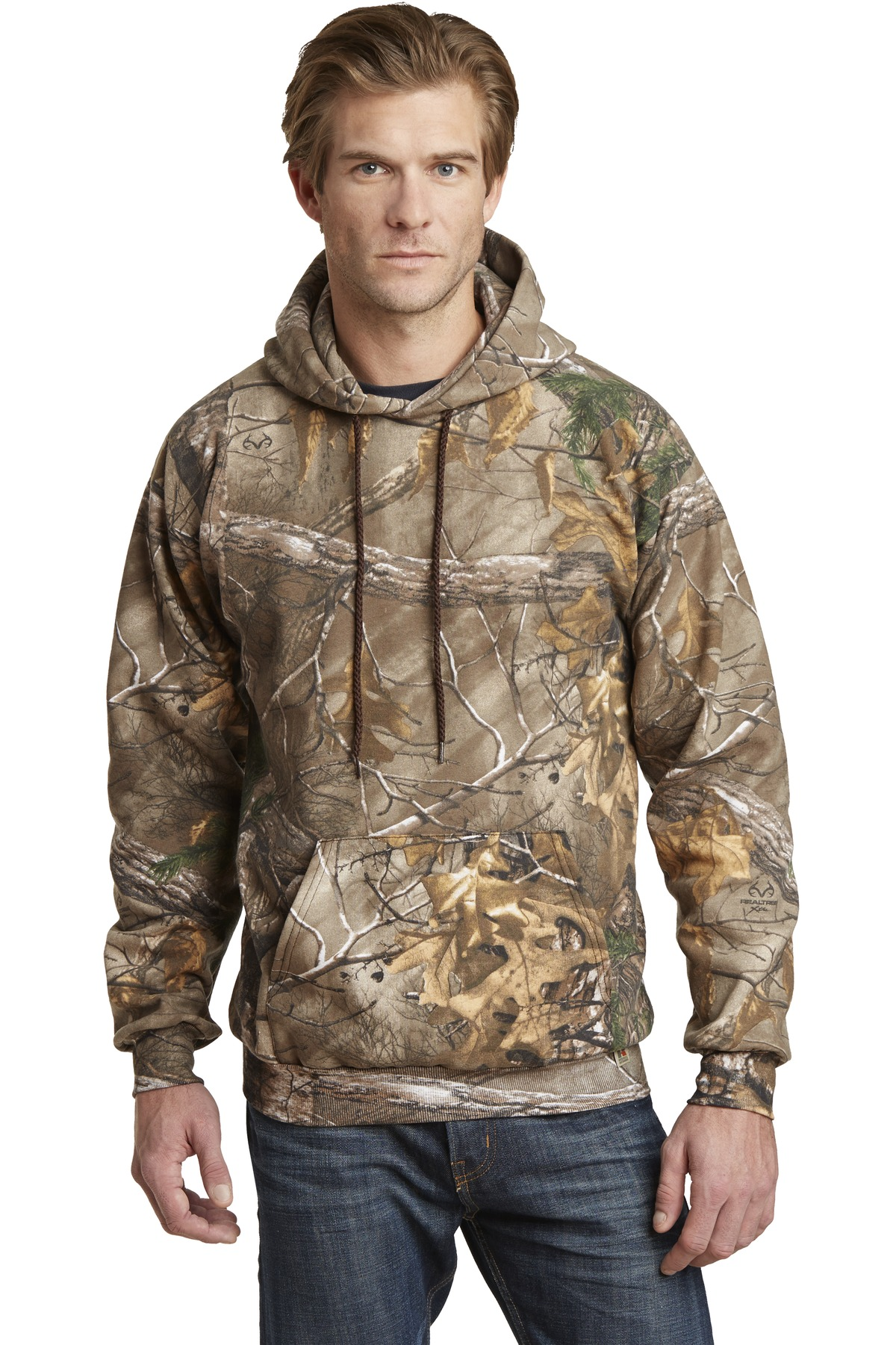 Russell Outdoors  Realtree  S459R - Pullover Hooded ...