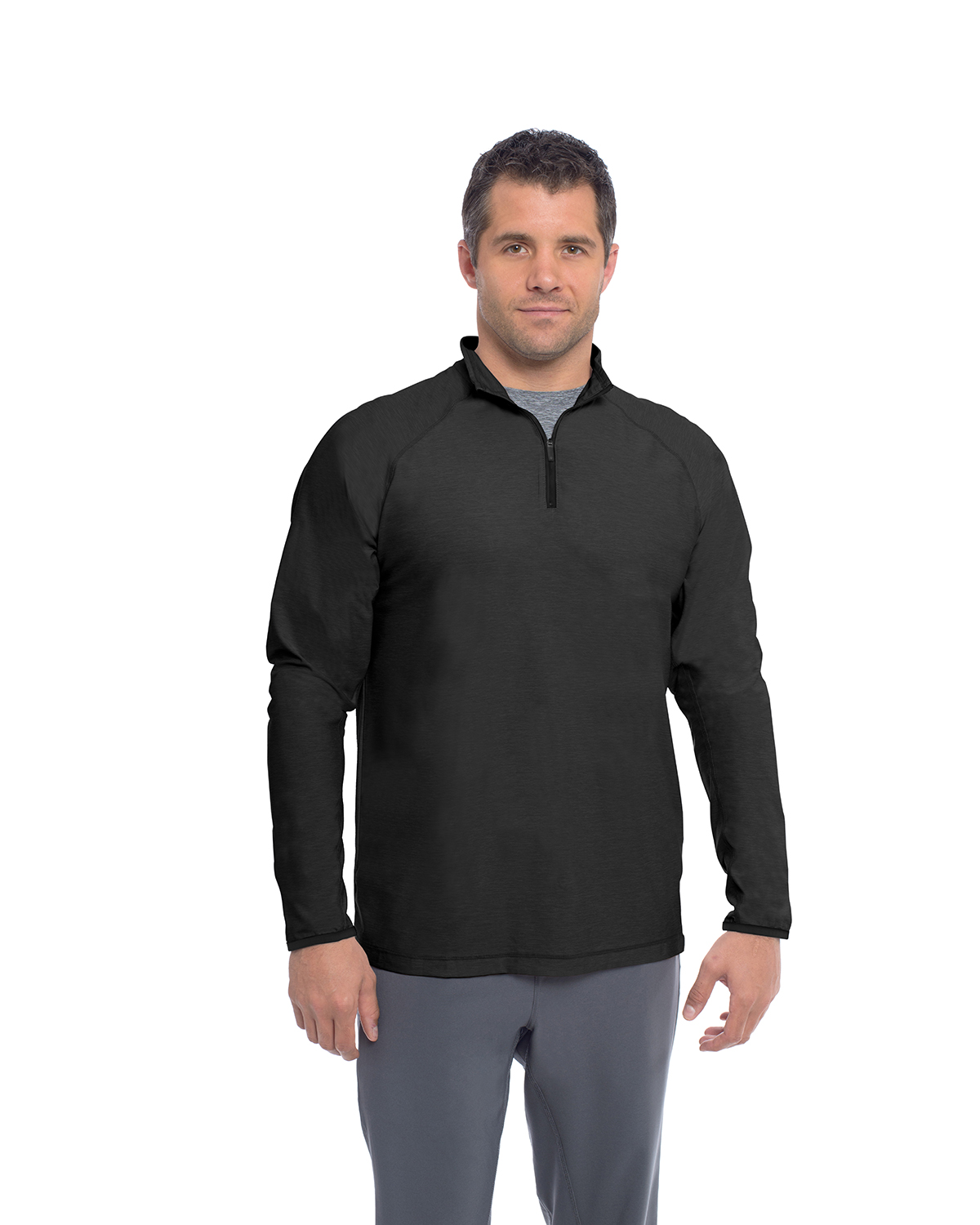 Soybu SM7478D - Drop Ship Men's Continuum Quarter-Zip ...
