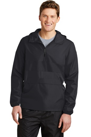 Sport-Tek® JST65 - Zipped Pocket Anorak