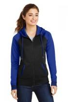 Sport-Tek® LST236 - Ladies Sport-Wick® Varsity ...