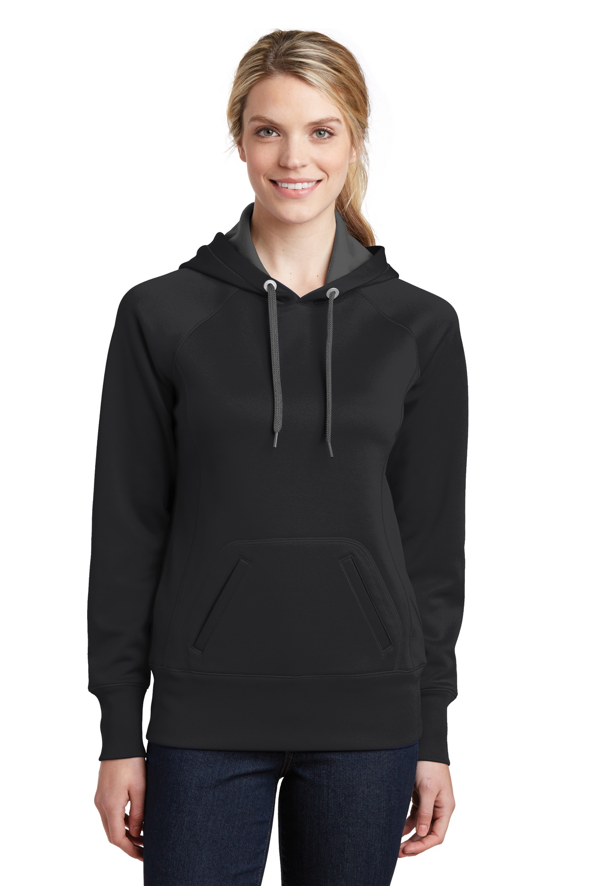 Sport-Tek  LST250 - Ladies Tech Fleece Hooded Sweatshirt