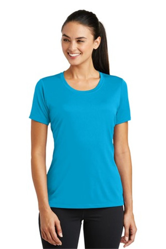 Sport-Tek LST320 - Ladies PosiCharge Tough Tee. LST320