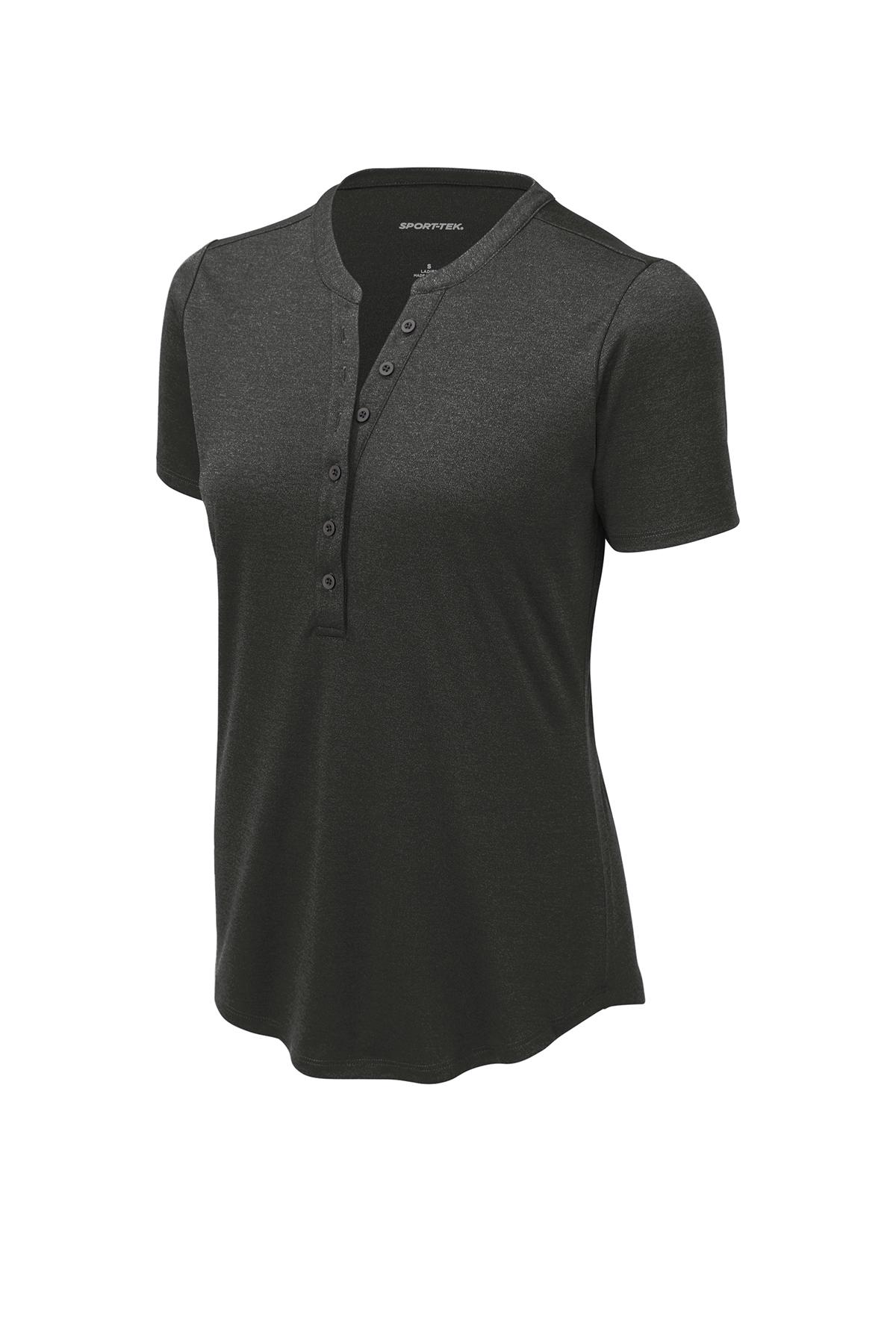 Sport-Tek ® LST468 - Ladies Endeavor Henley