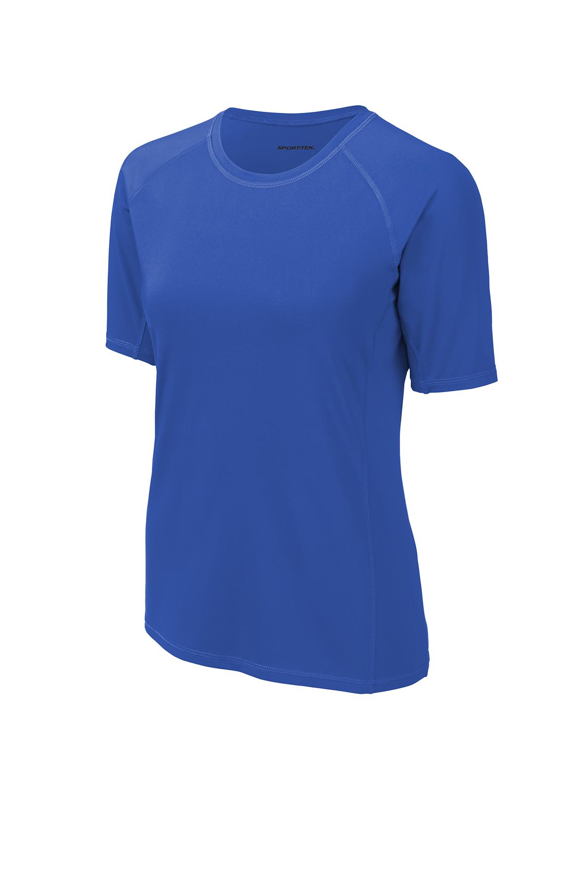 Sport-Tek ® LST470 - Ladies Rashguard Tee
