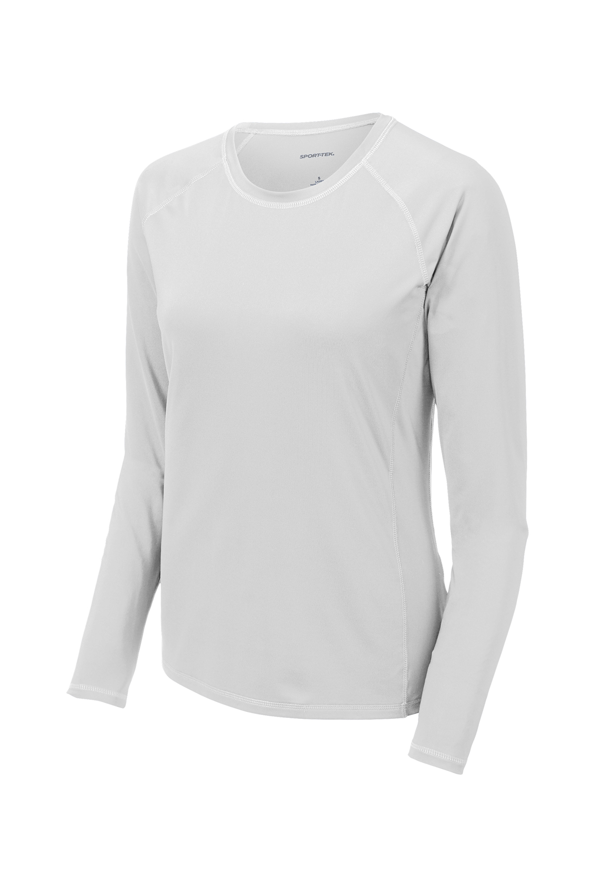 Sport-Tek ® LST470LS - Ladies Long Sleeve Rashguard ...
