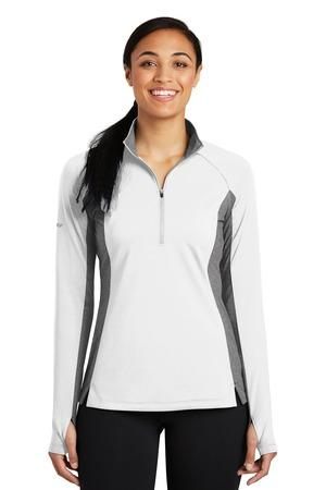 Sport-Tek LST854 - Ladies Sport-Wick® Stretch Contrast ...