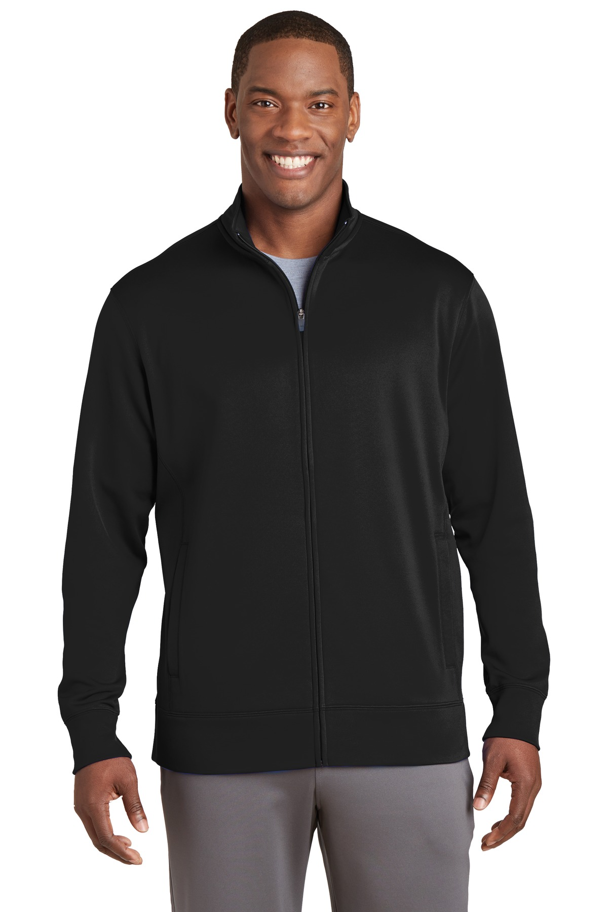 Sport-Tek  Sport-Wick  ST241 - Fleece Full-Zip Jacket
