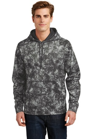 Sport-Tek ST230 - Sport-Wick Mineral Freeze Fleece Hooded ...