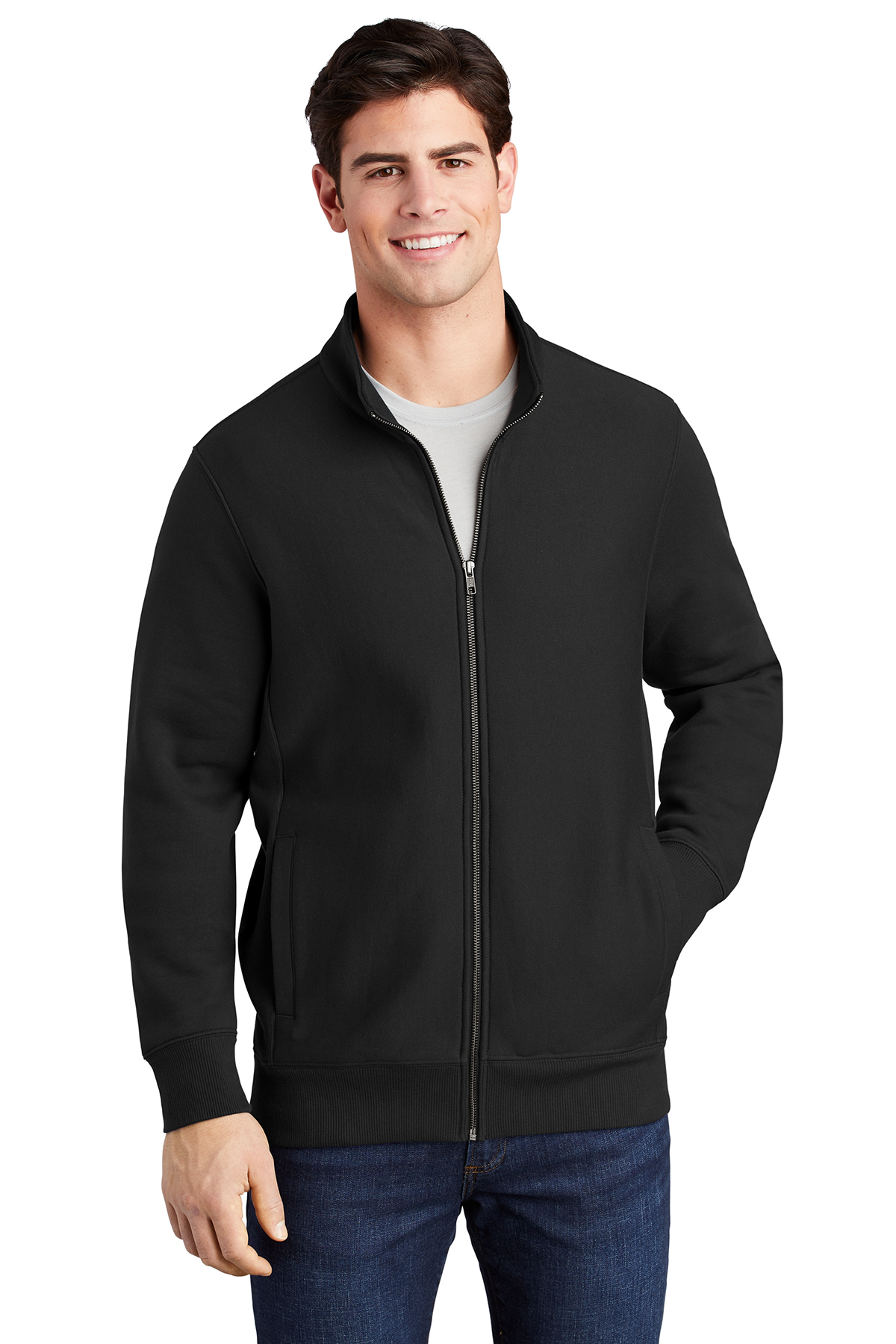 Sport-Tek ST284 - Super Heavyweight Full-Zip Sweatshirt