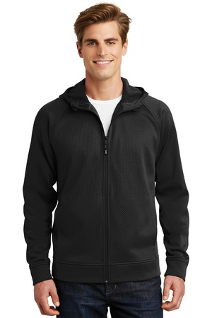 Sport-Tek ST295 - Rival Tech Fleece Full-Zip Hooded ...