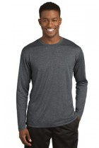 Sport-Tek® ST360LS - Long Sleeve Heather Contender&...