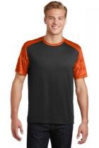 Sport-Tek® ST371 - CamoHex Colorblock Tee