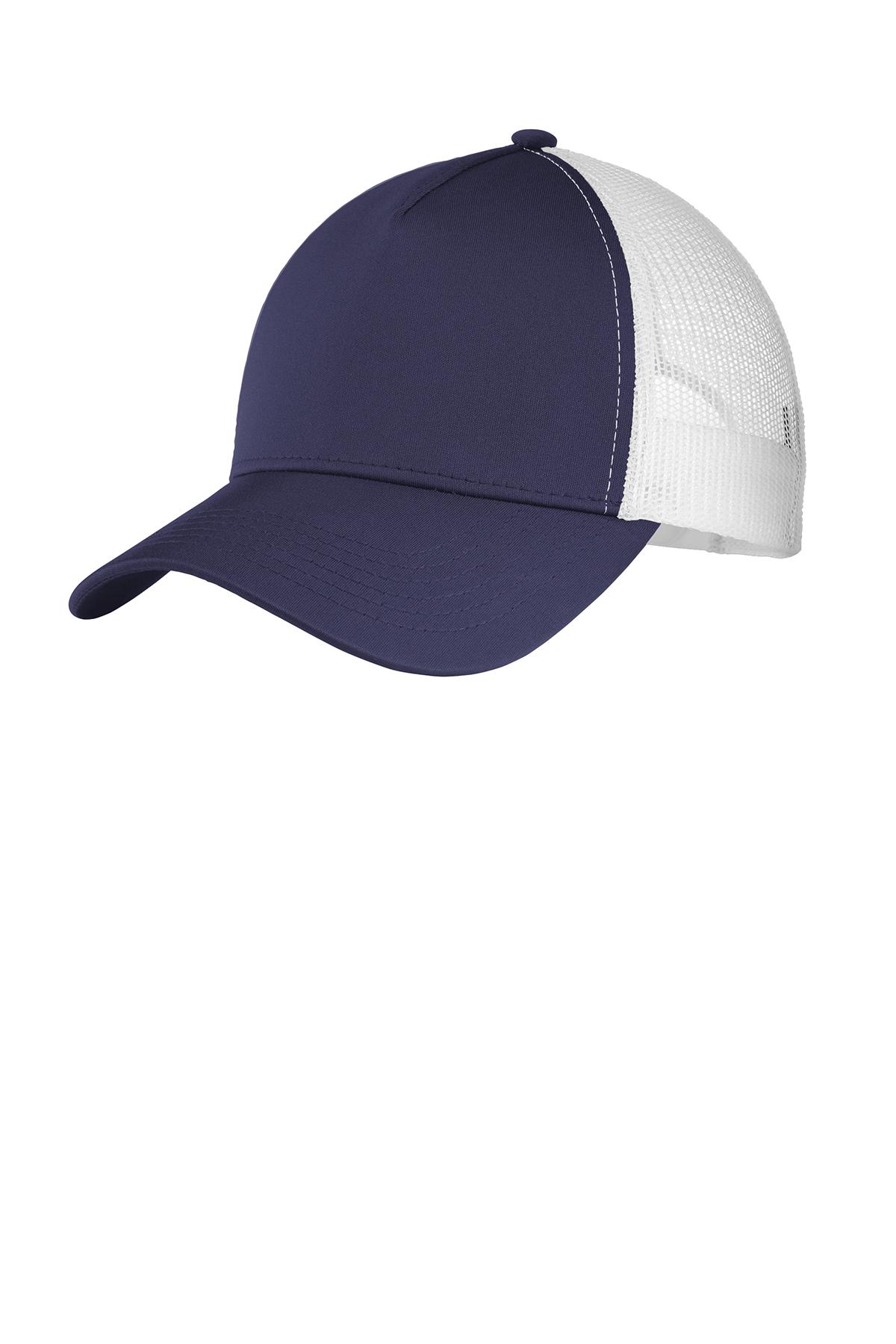 Sport-Tek STC36 - PosiCharge Competitor Mesh Back Cap