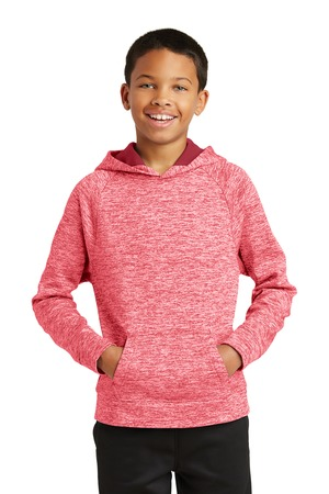Sport-Tek YST225 - Youth PosiCharge Electric Heather ...